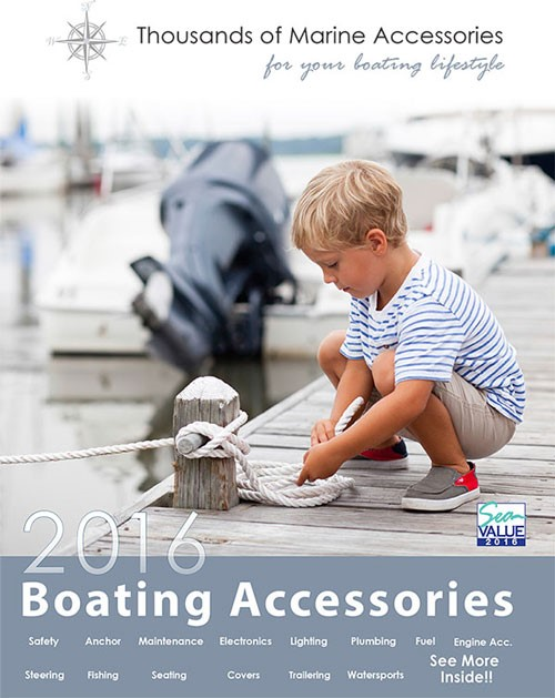 2016 Sea Value - Boating Accessories Catalog