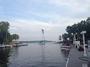 sailing st. croix river wi