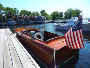 FREE Antique and Classic Boat Show 2016 Bayport Marina
