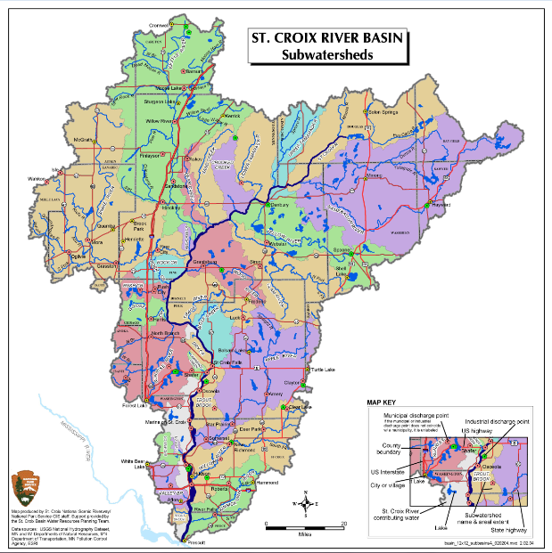 St. Croix River Watershed
